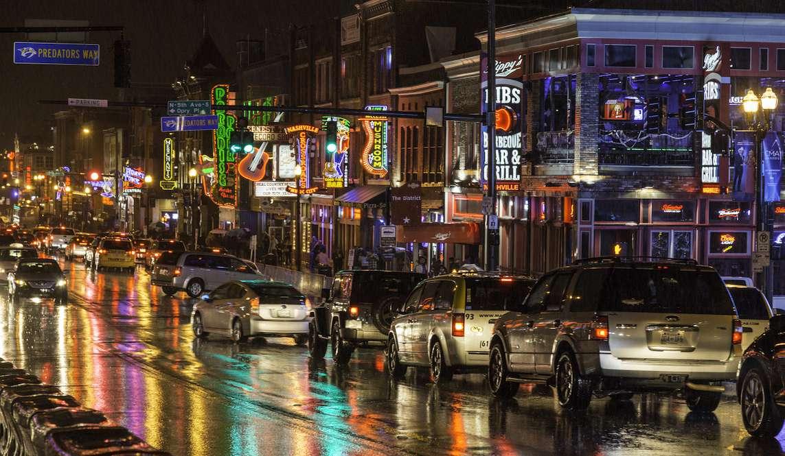 Nashville, TN traffic