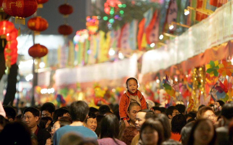 Chinese New Year Celebrations Begin