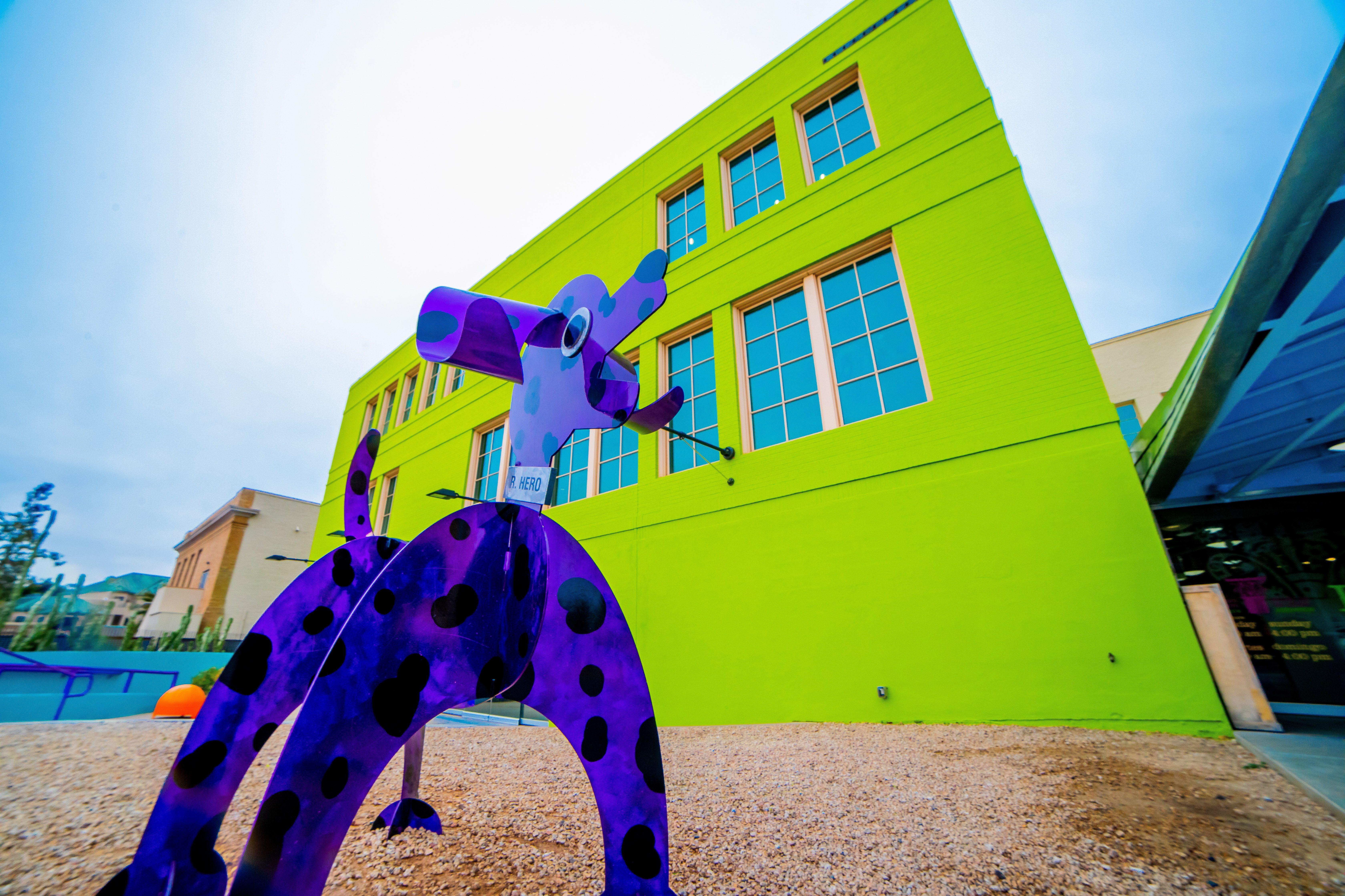 The Phoenix Children's Museum