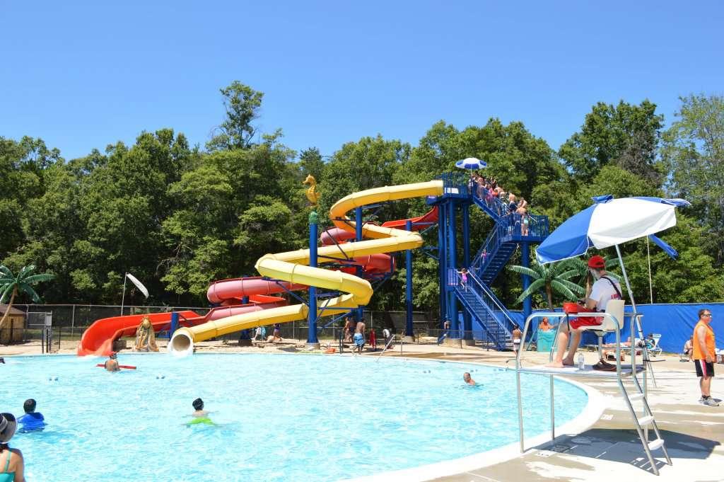 Atlantis Waterpark in Centerville Virginia