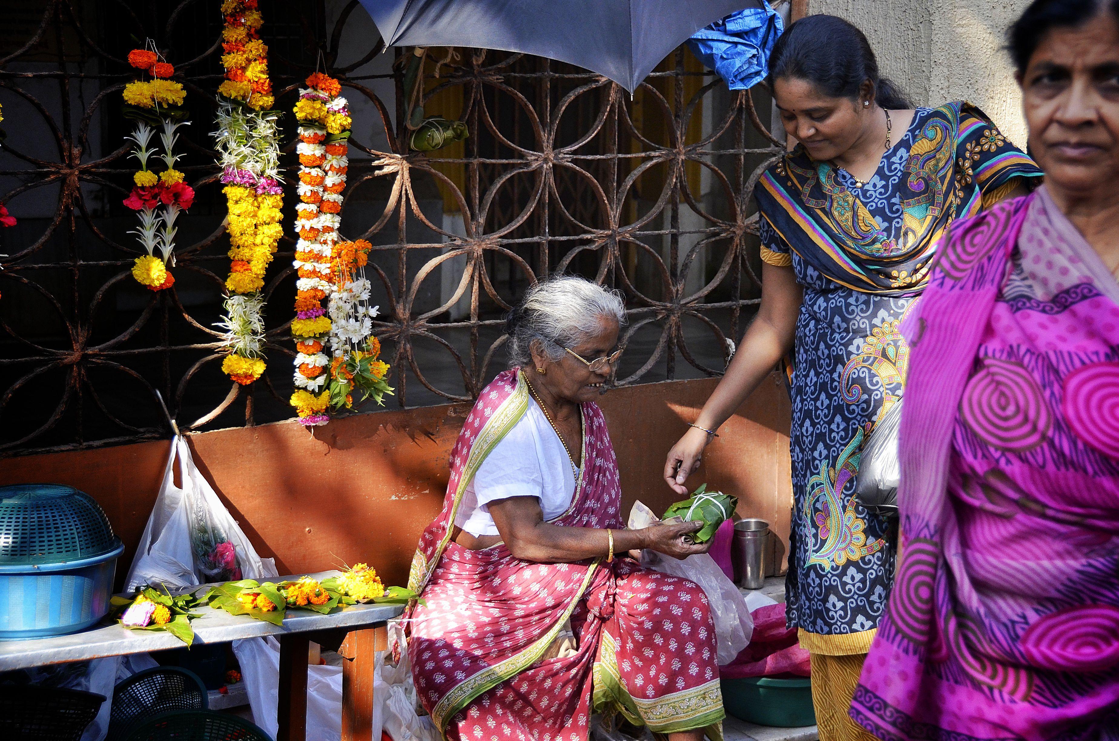 Hindus in Mumbai.