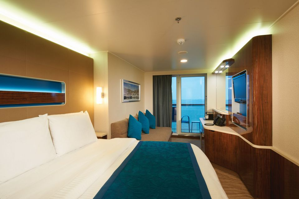 Norwegian Getaway Cruise Ship Cabins And Staterooms
