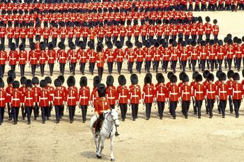 How to Get Tickets for Trooping the Colour in London