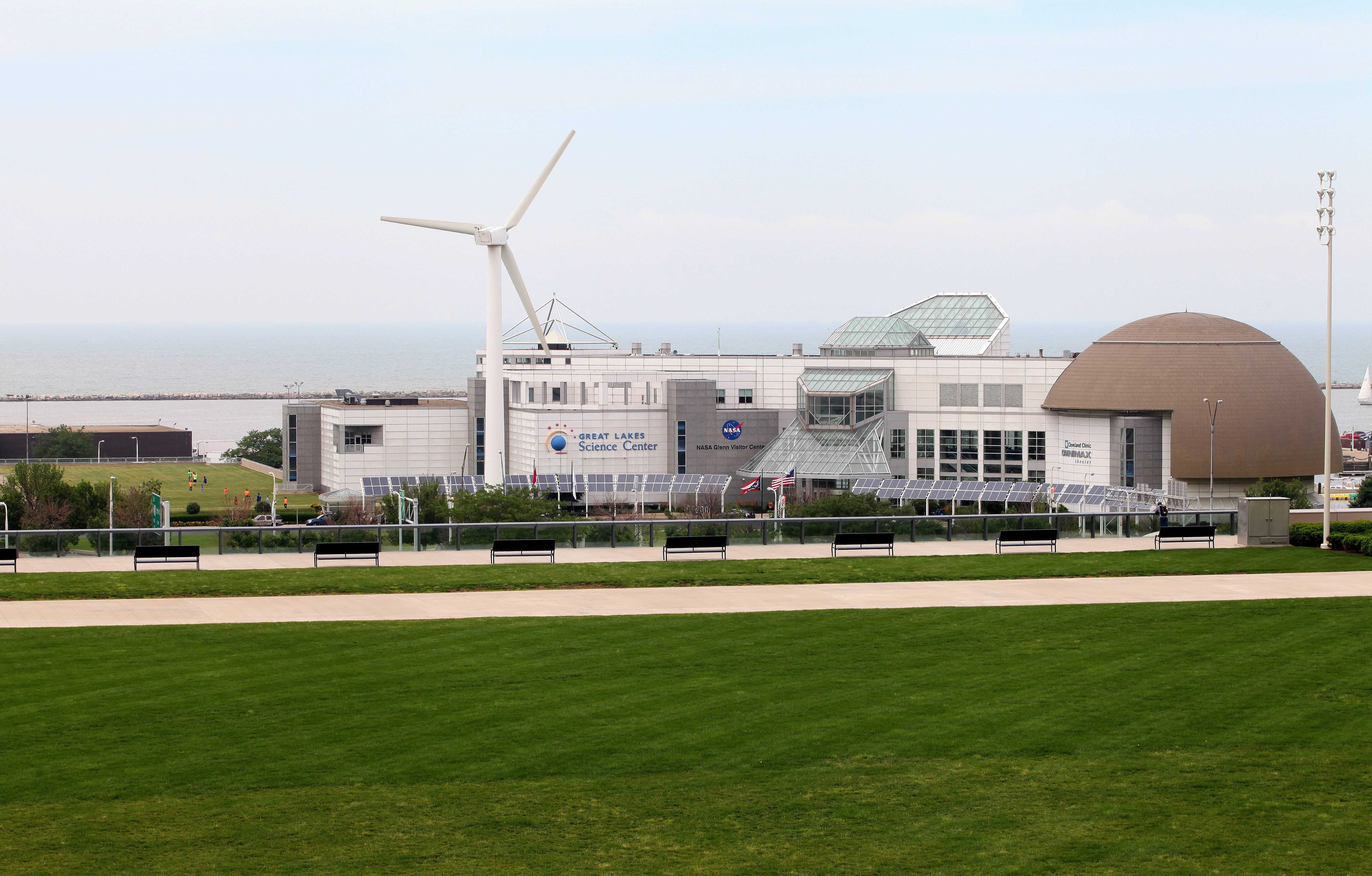Great Lakes Science Center in Cleveland
