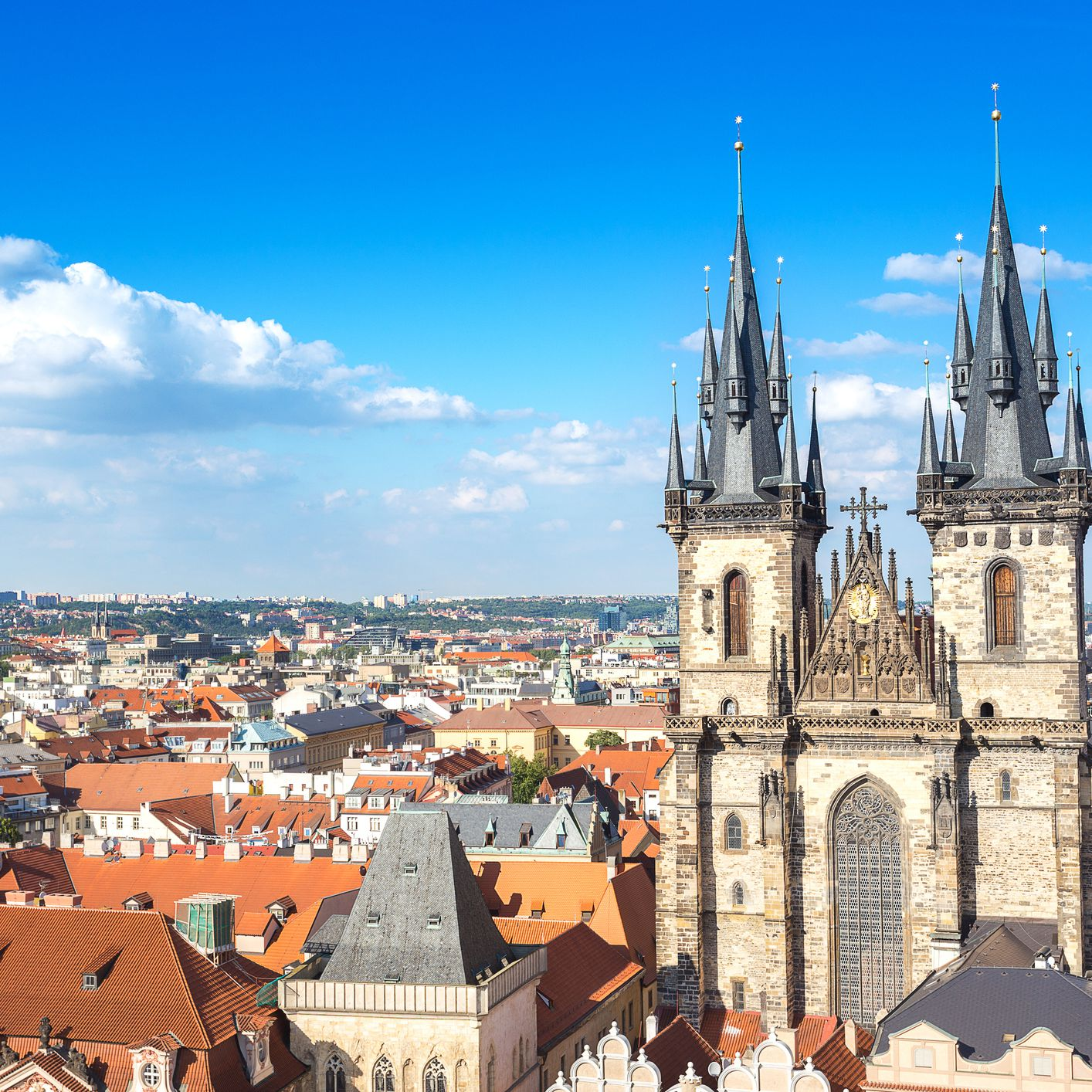 The Top 10 Places to Visit in the Czech Republic