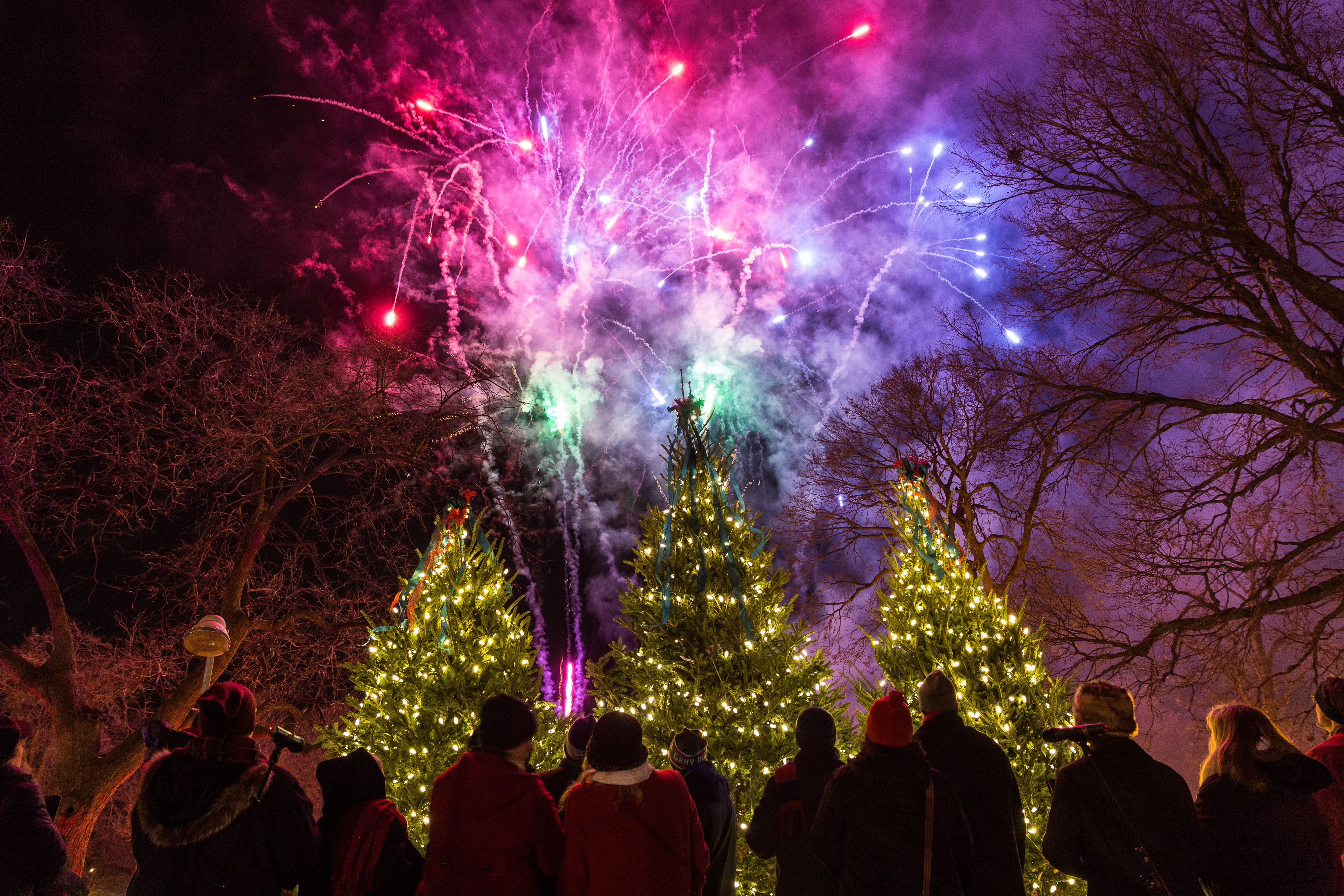 The Best Holiday Lights in Minneapolis Saint Paul 2018