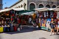 Mercato Centrale in Florence, Italy