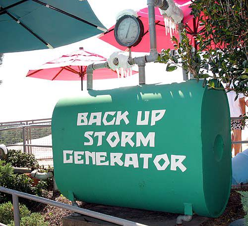 Does this storm generator generate storms?