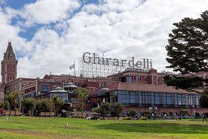 Ghirardeli Square in San Francisco