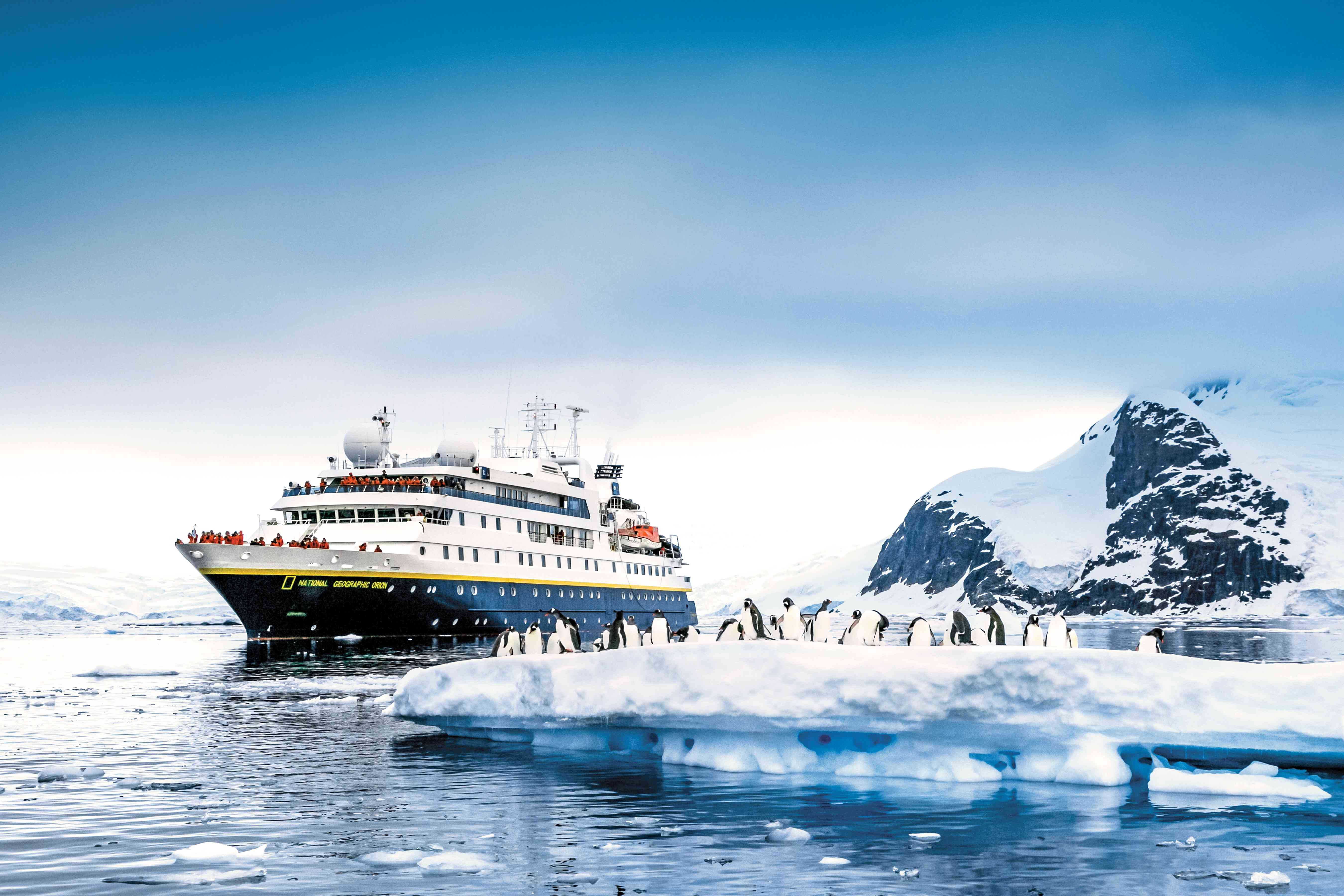 National Geographic Orion, Lemaire Channel, Antarctica