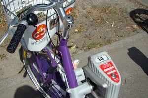 City Bike rentals in Vienna