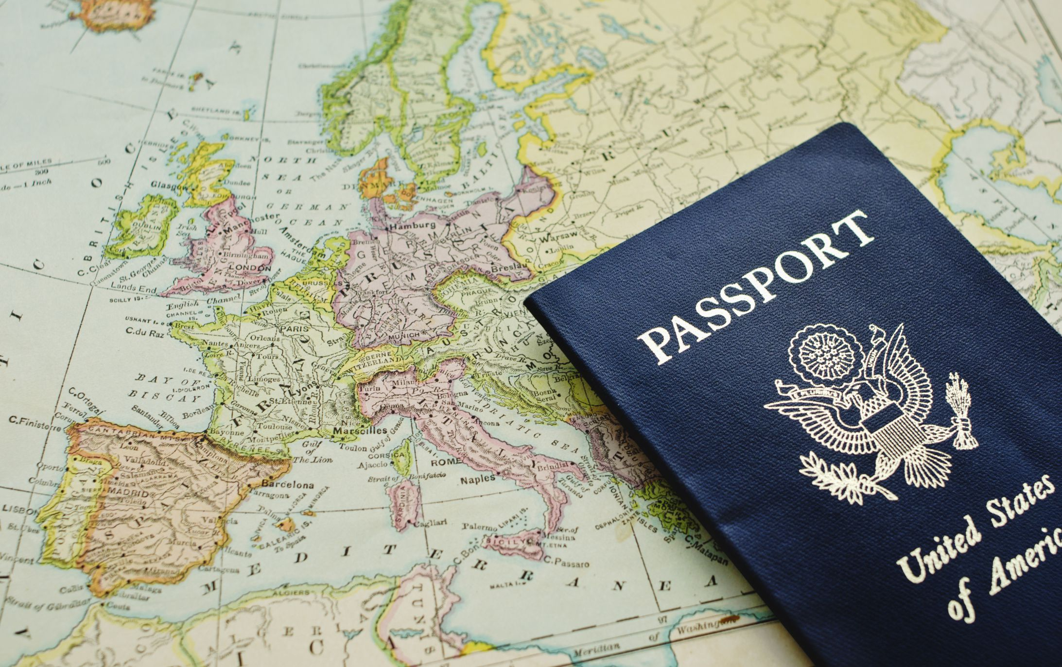 How to Find a Passport Office Near You