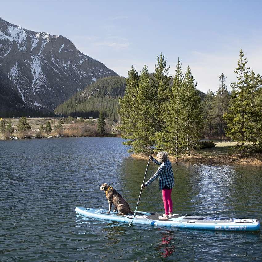 Bluefin Cruise Carbon 15' Paddleboard