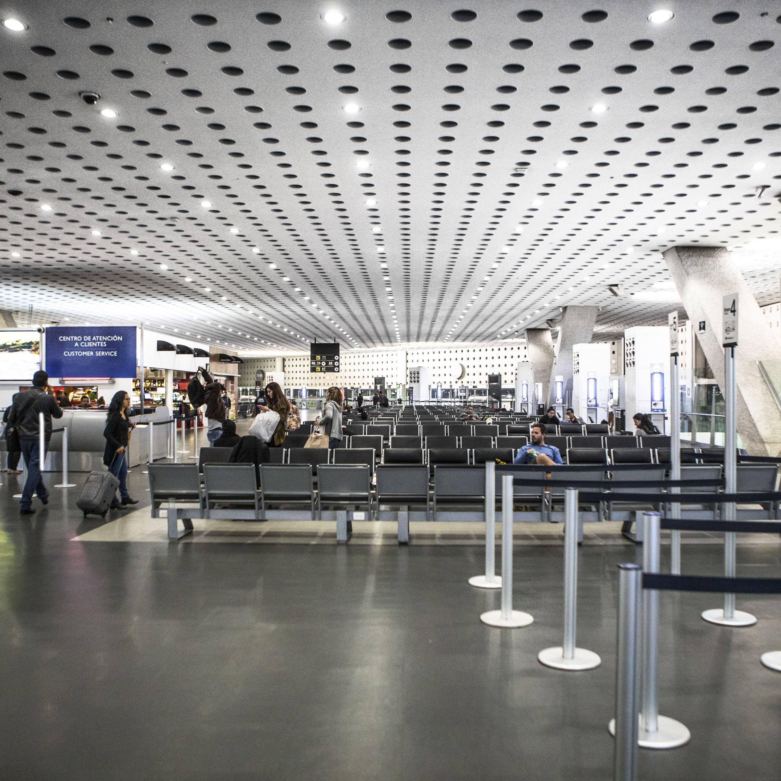 Mexico City Benito Juarez International Airport Guide