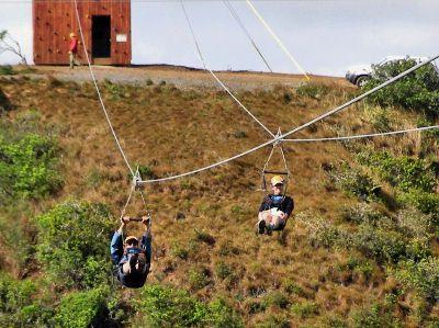 Kapalua Adventures Mountain Outpost Zip Line