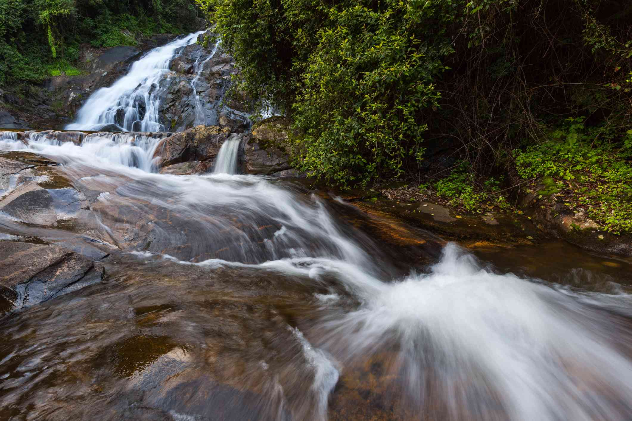 Debengeni Waterfall, Limpopo Province, South Africa