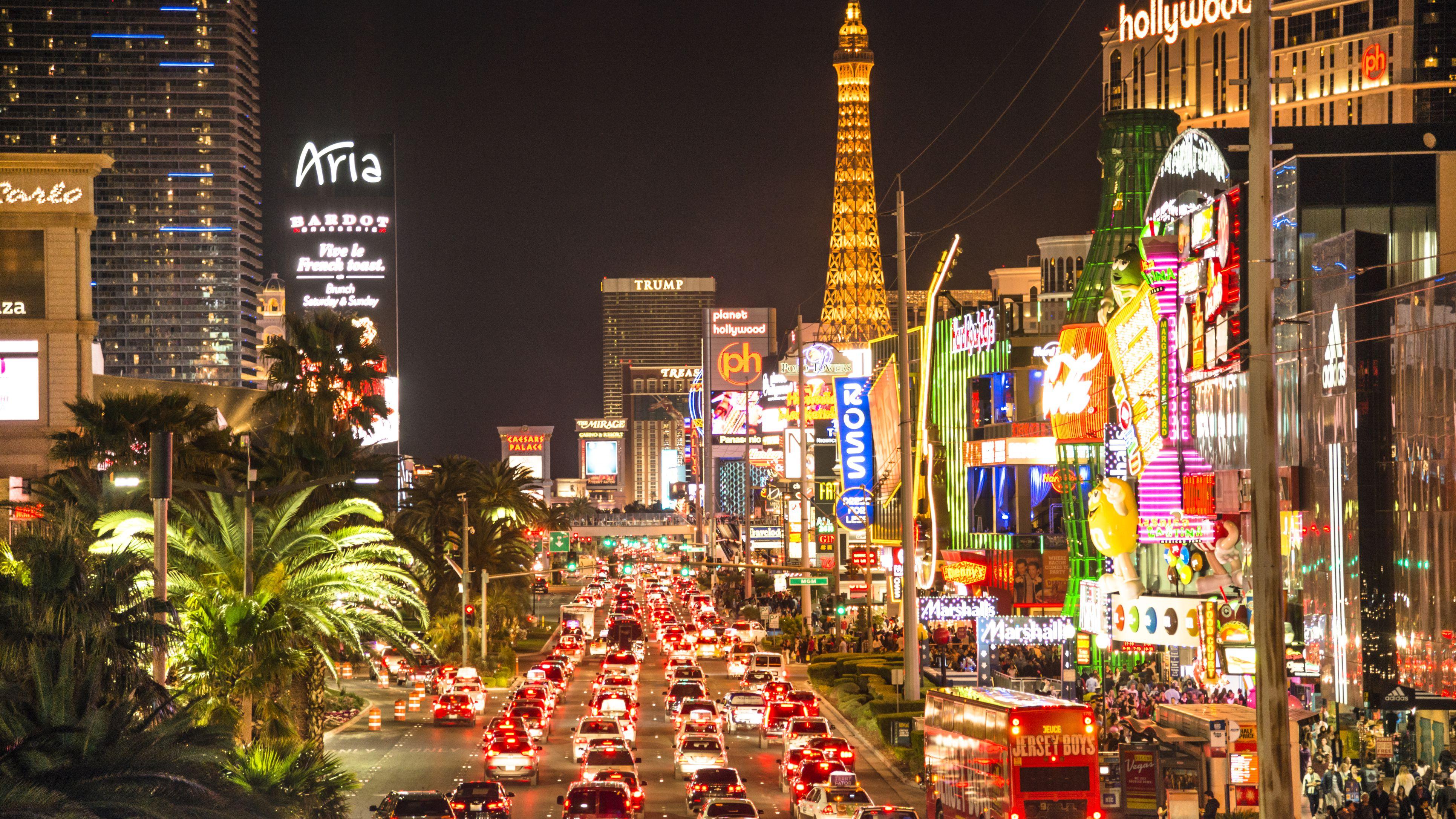 Info Om Las Vegas