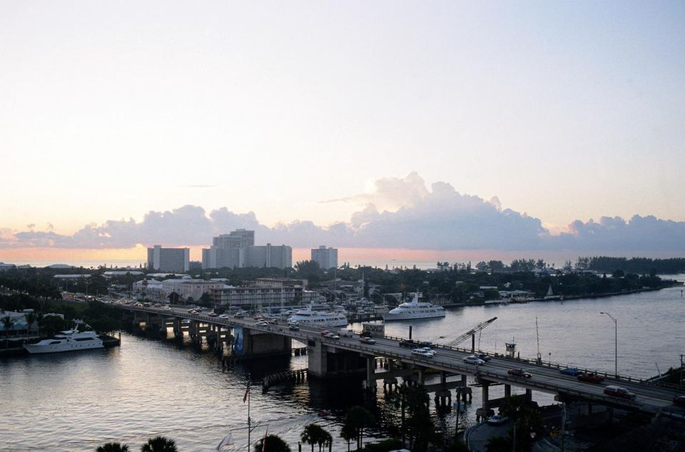 Bridge - Ft Lauderdale, Florida