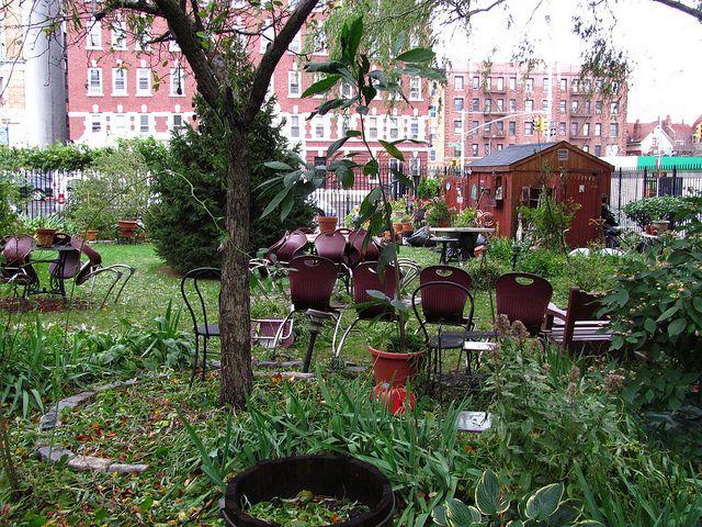 5 Tiniest Parks in Manhattan