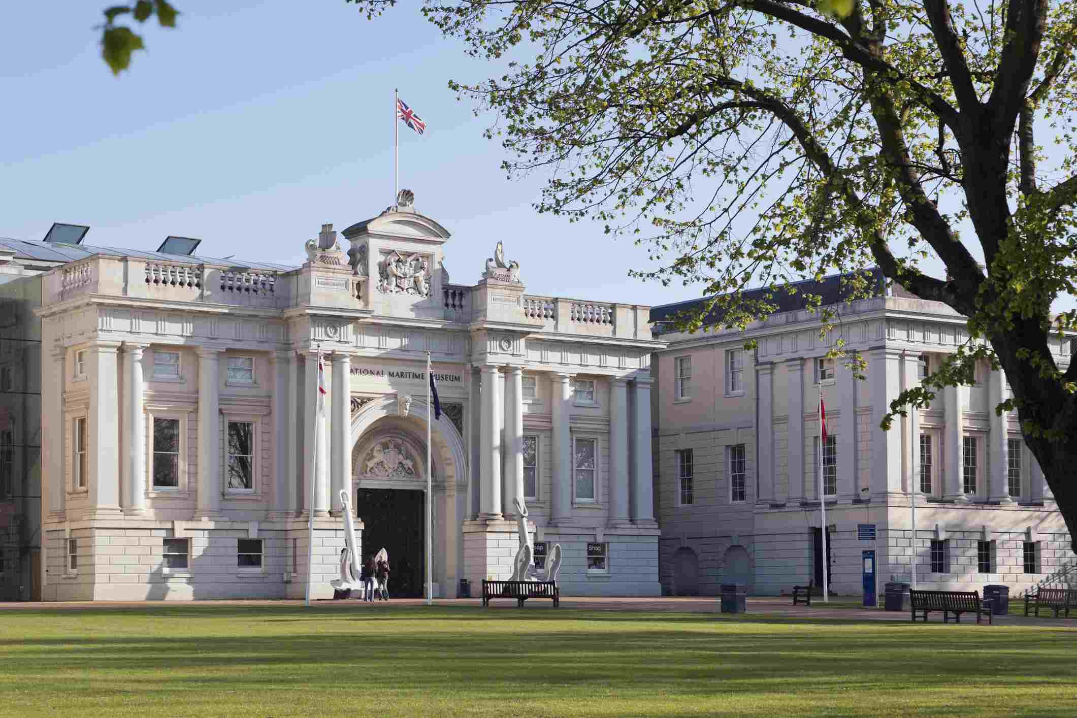 National Maritime Museum in Greenwich, London
