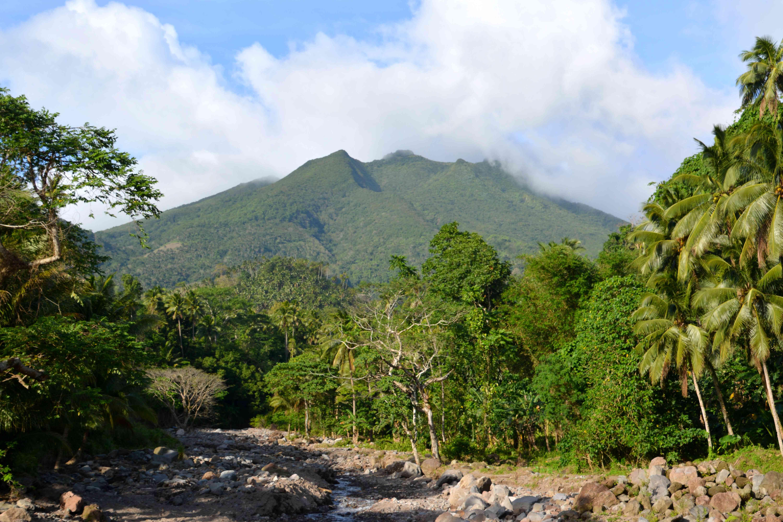 Hibok-Hibok Volcano, Camiguin Island - Philippines