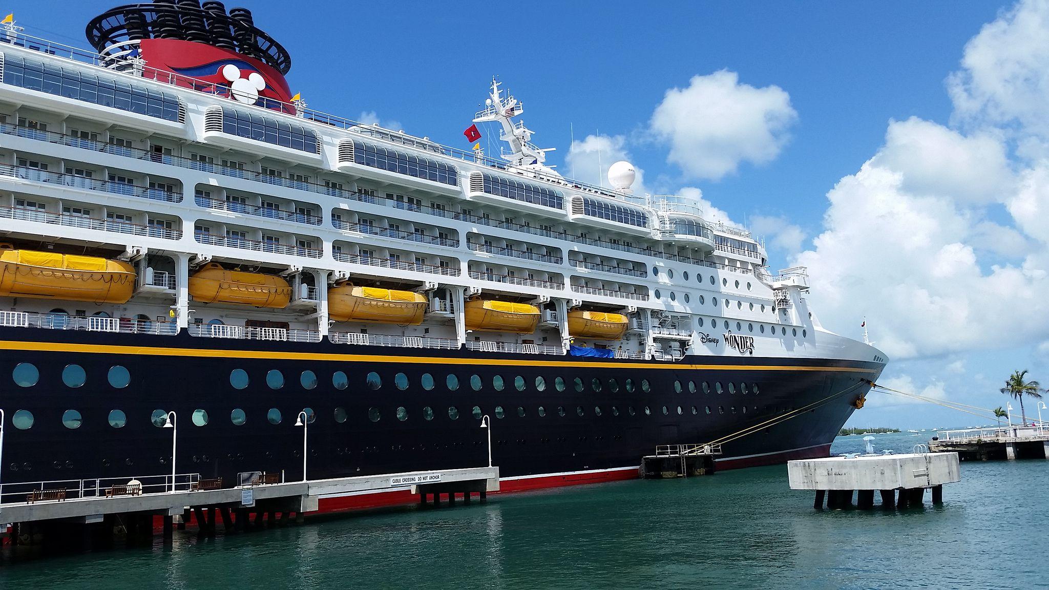 Disney Wonder Cruise Ship Profile And Photo Tour