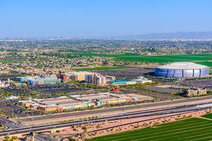 Glendale Arizona, entertainment district, stadium, Phoenix AZ