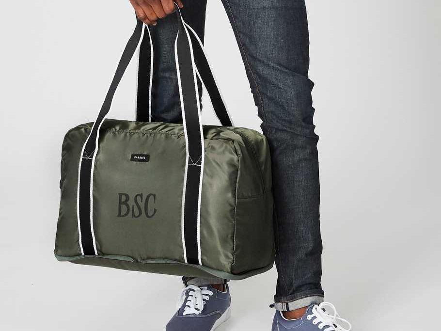 Travel Luggage Duffle Bag Lightweight Portable Handbag Boat Rules Large Capacity Waterproof Foldable Storage Tote