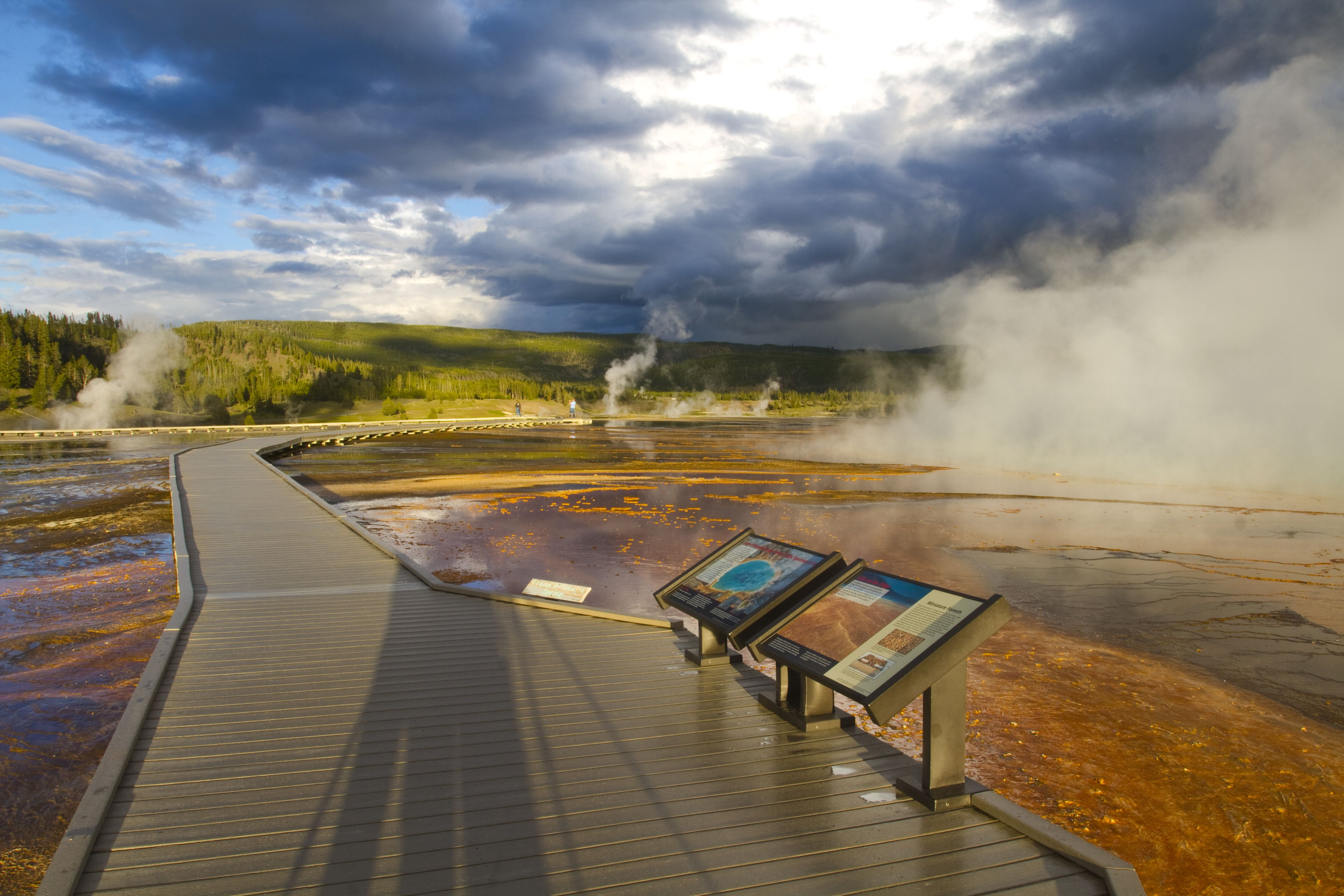 Lodging And Camping Near Yellowstone National Park