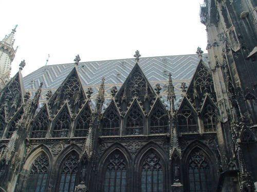 Catedral de San Esteban - Viena, Austria