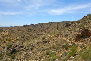 Trails at White Tank Mountain Regional Park