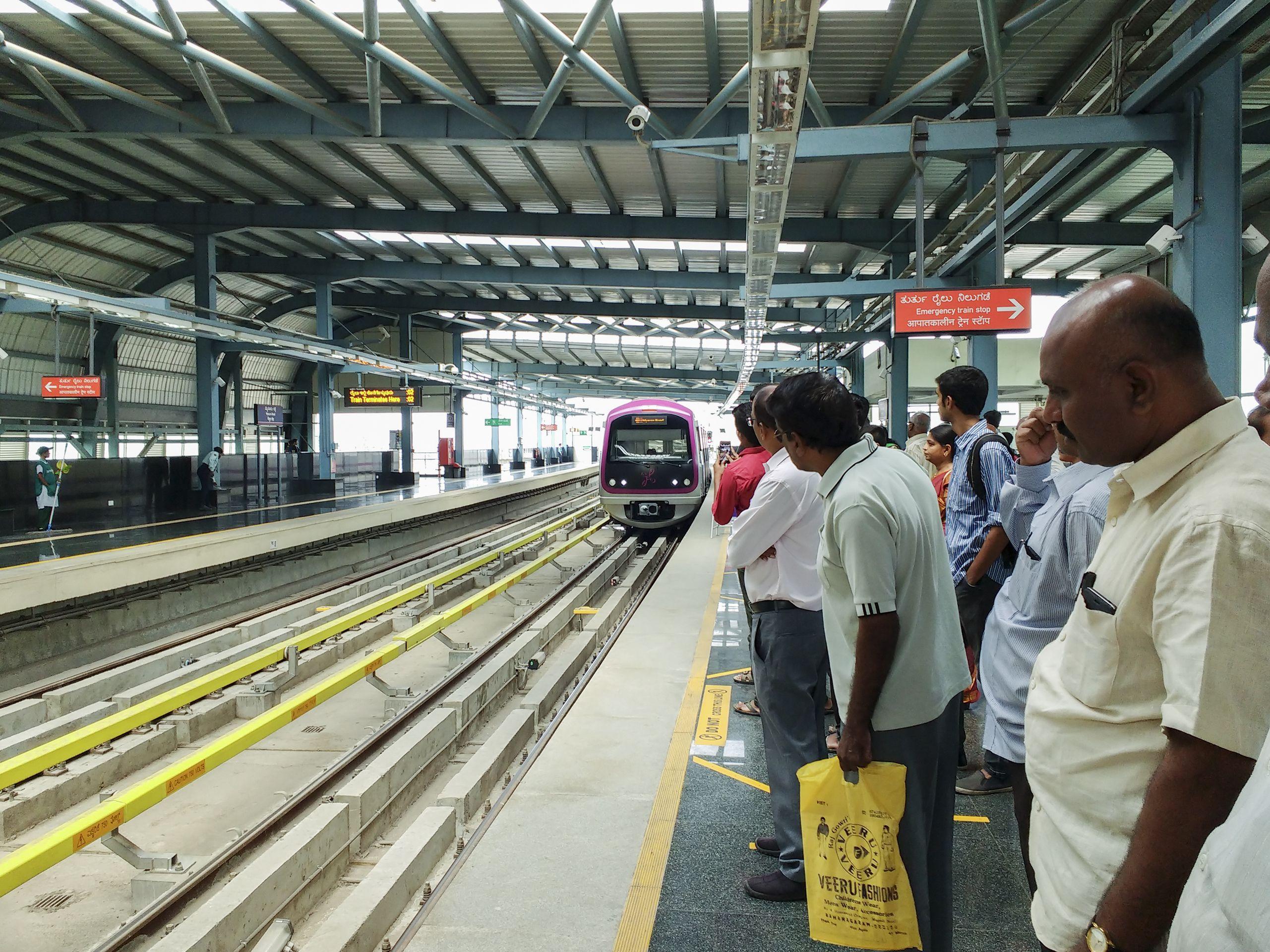 Bangalore Metro Train: What You Need to Know
