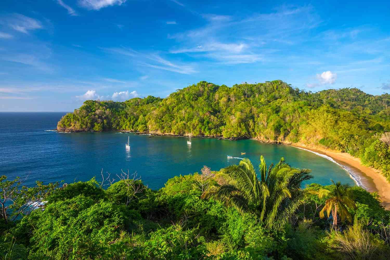Englishman's Bay Beach, Tobago