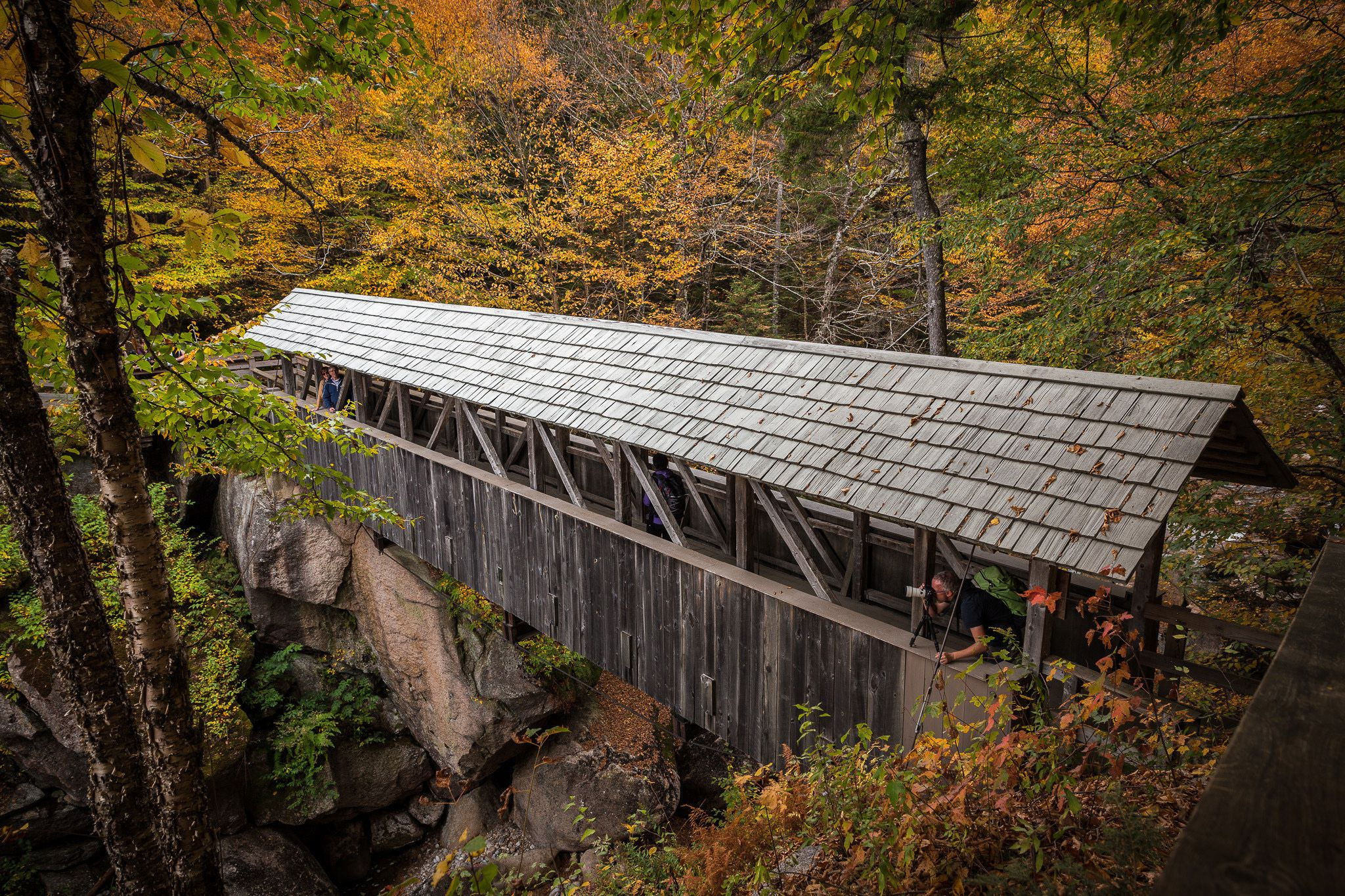 The Coolest Covered Bridges in New Hampshire