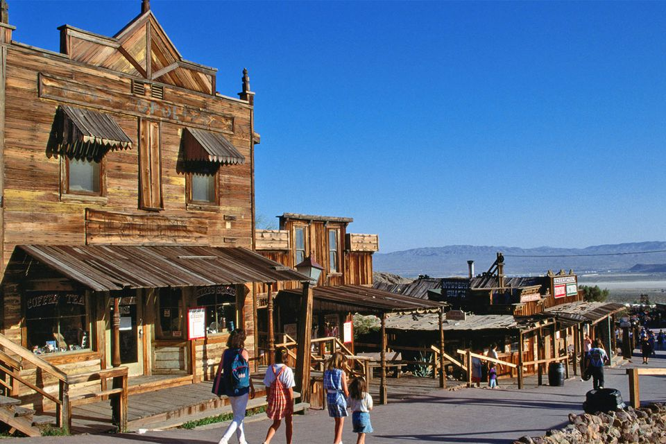 Visiting California's Calico Ghost Town