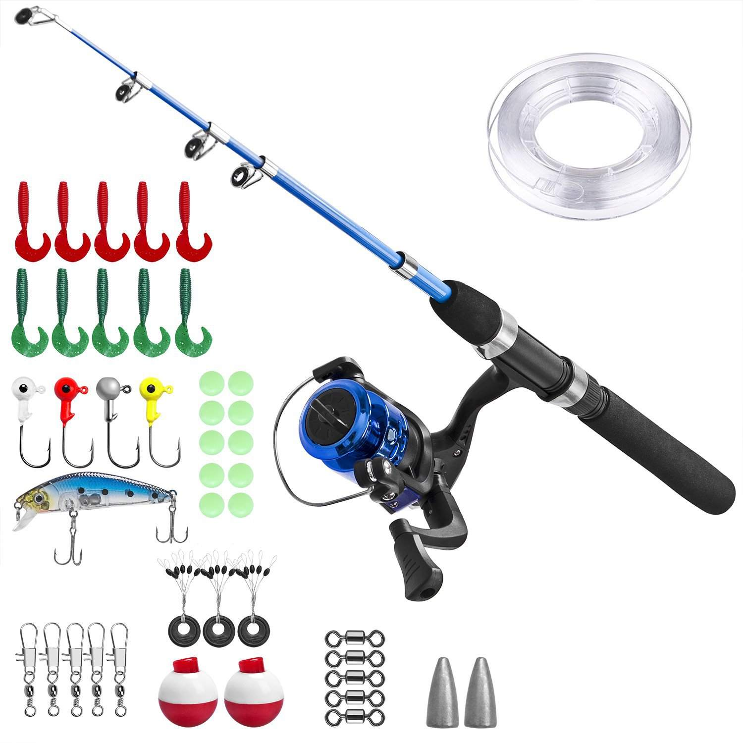 The 7 Best Kids Fishing Poles Of 2020