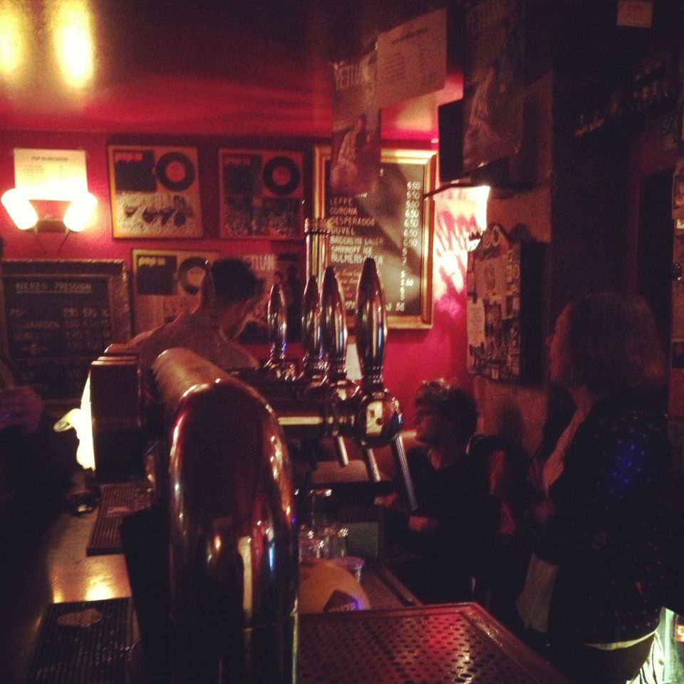 Pop In is a popular haunt for indie rock fans in Paris.