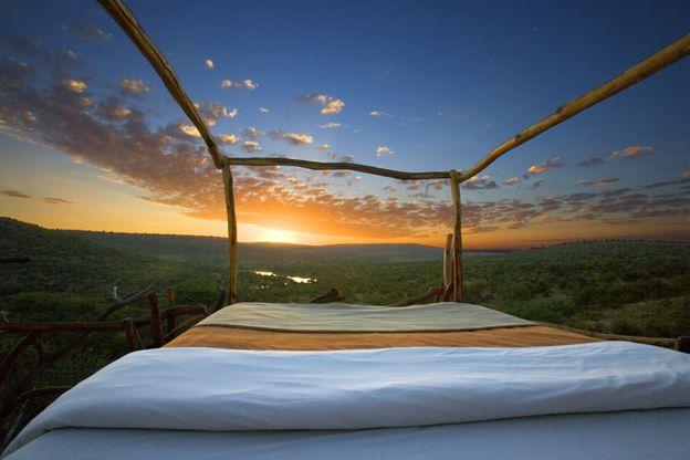 Kiboko Star Bed, Loisaba