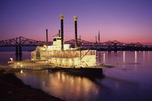 USA, Mississippi, Natchez, Free Bridge