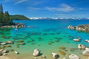 Secret Harbor Cove Lake Tahoe East Shore
