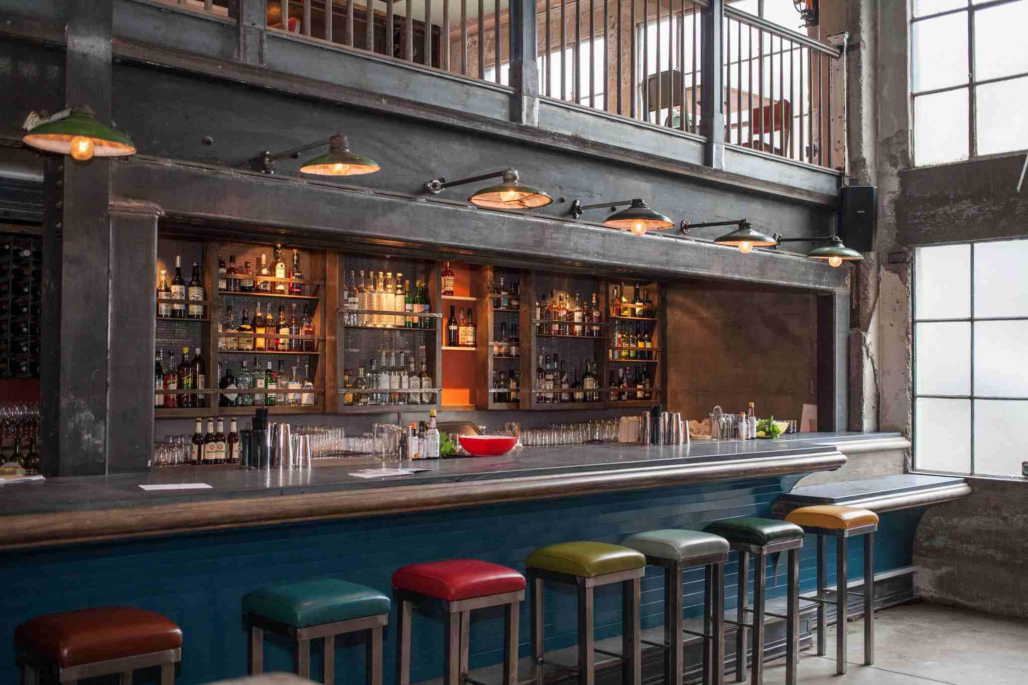 the Bar at Trick Dog