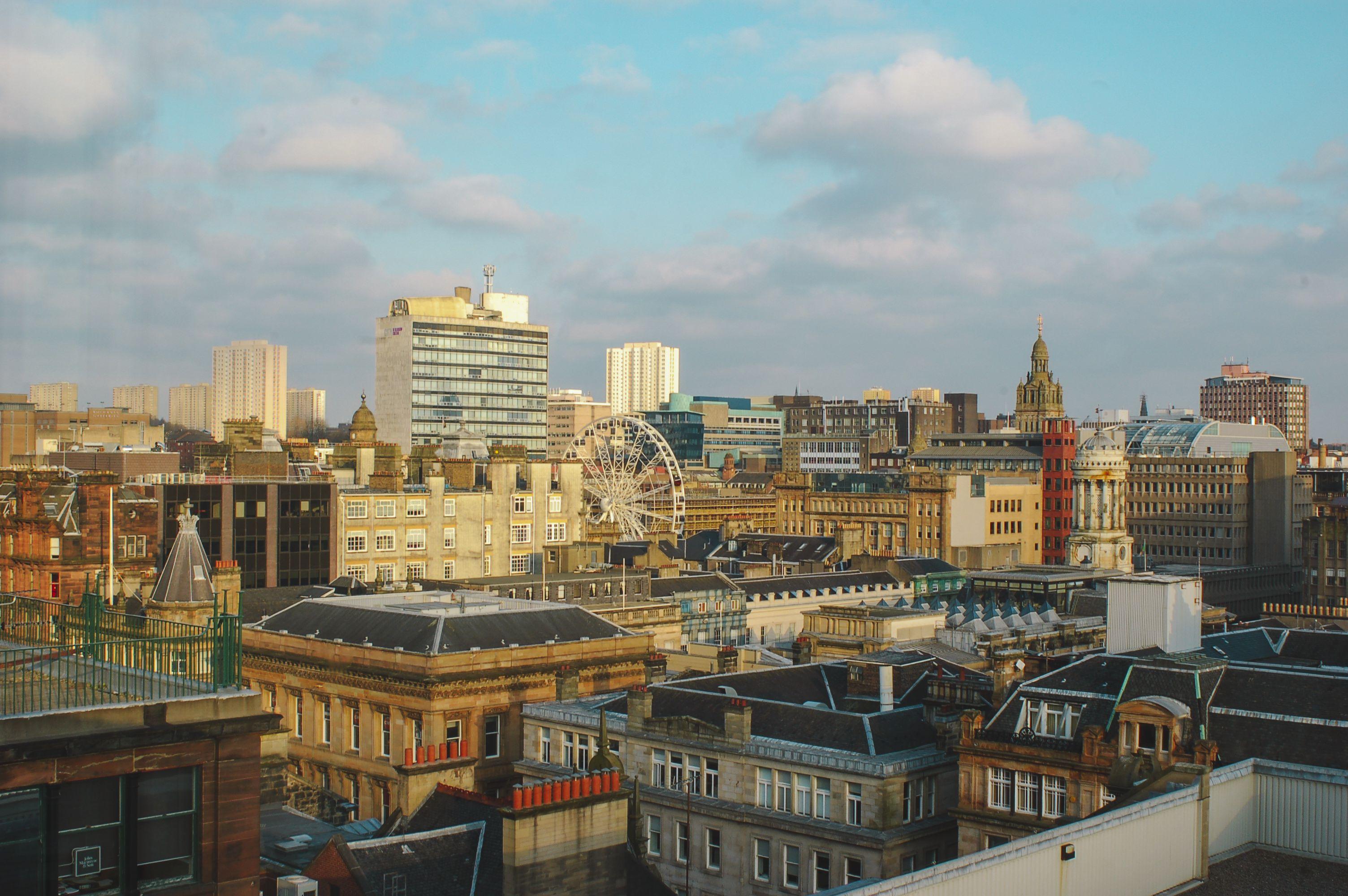 Paisaje urbano de Glasgow