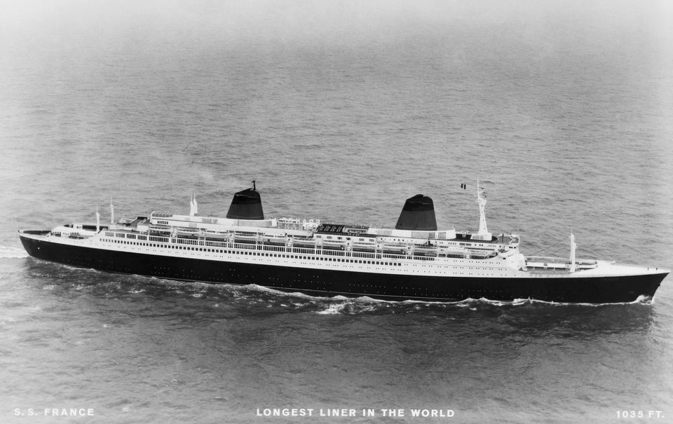 SS France/SS Norway ocean liner