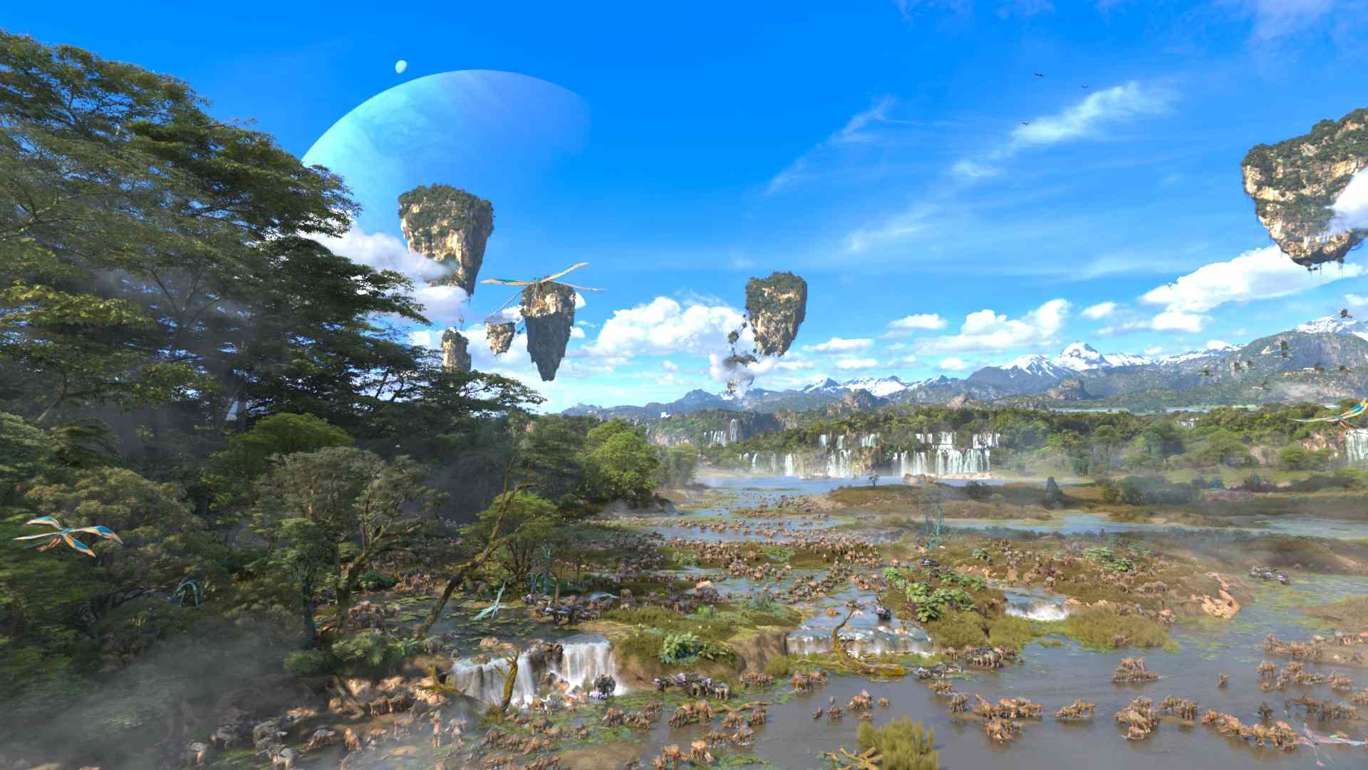 Avatar Flight of Passage Disney World