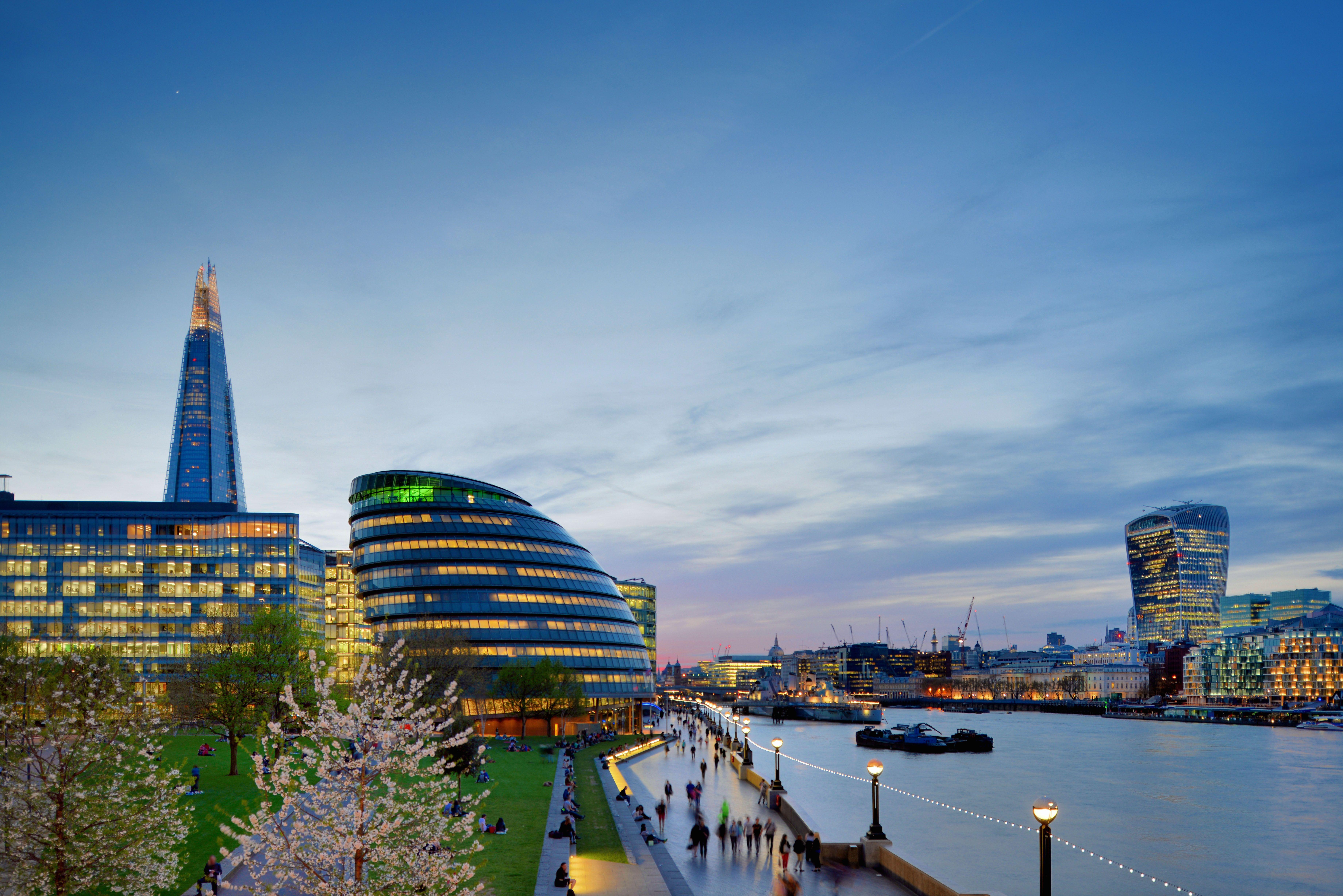 Top Photography Spots - London, UK - HDRshooter