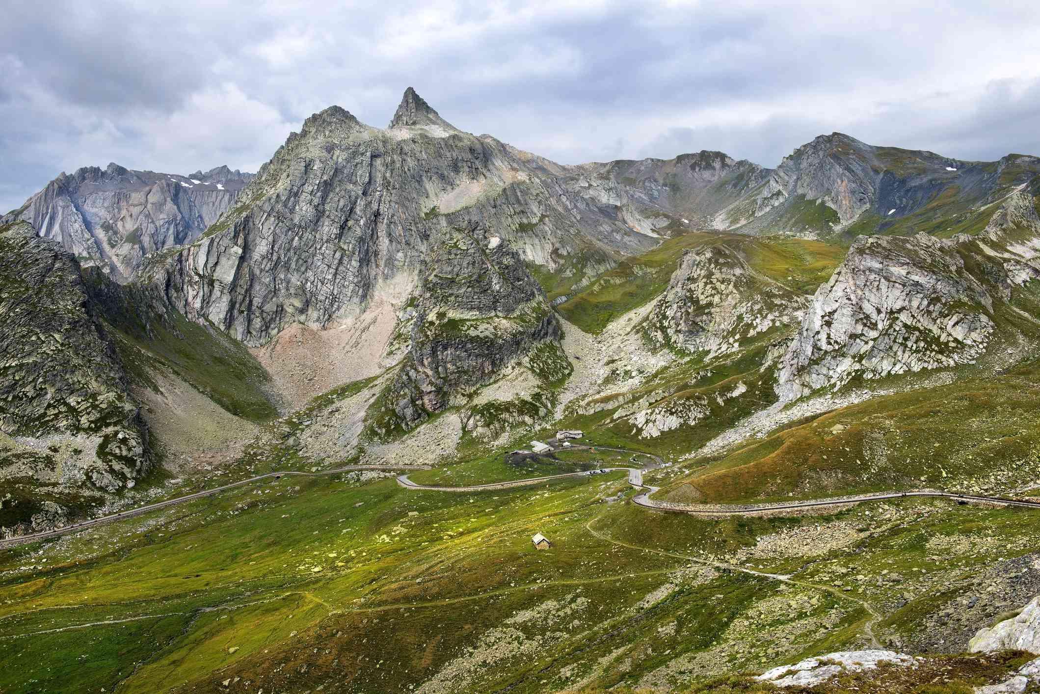 Great St. Bernard Pass, Switzerland