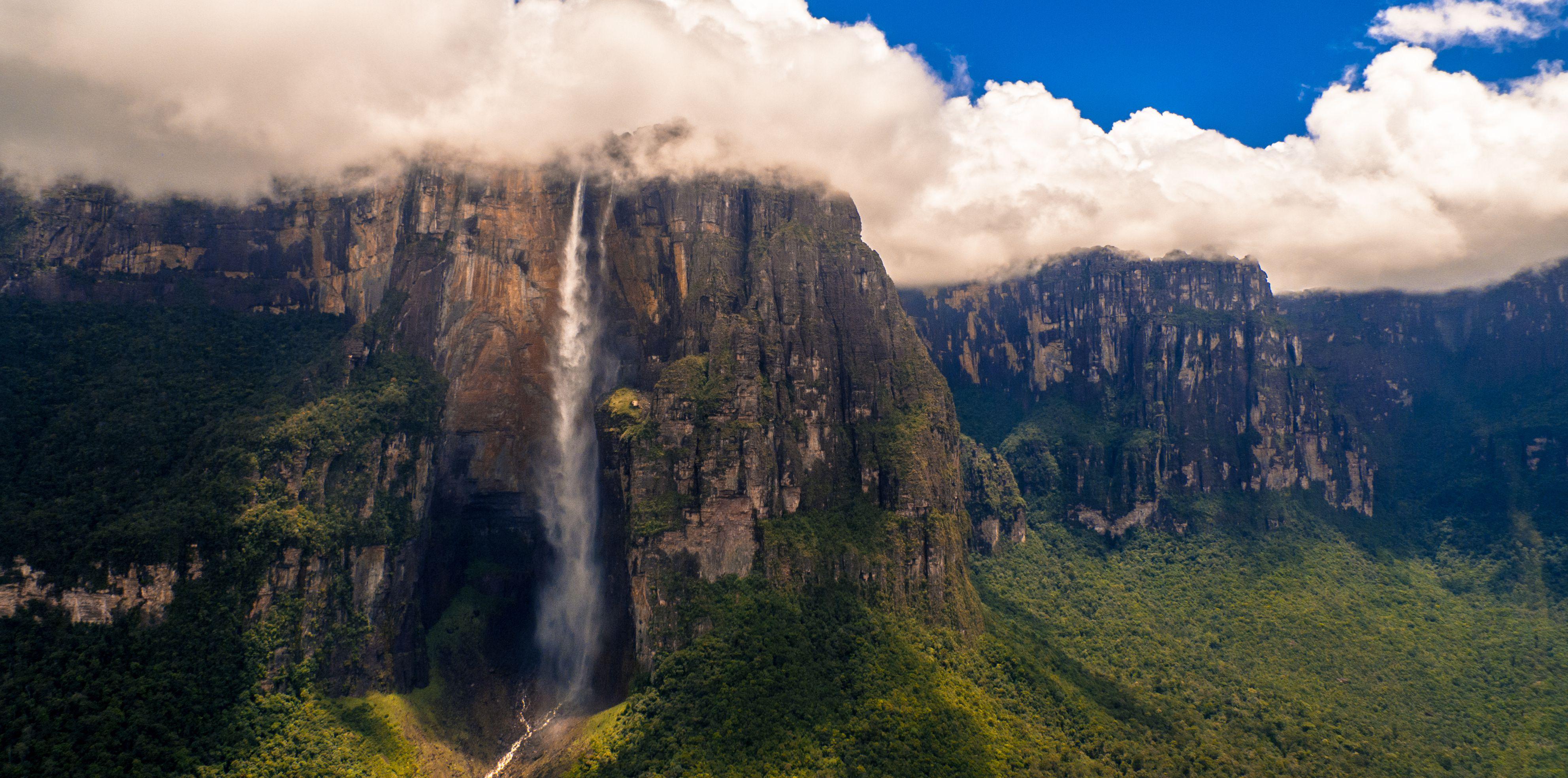 Angel Falls.