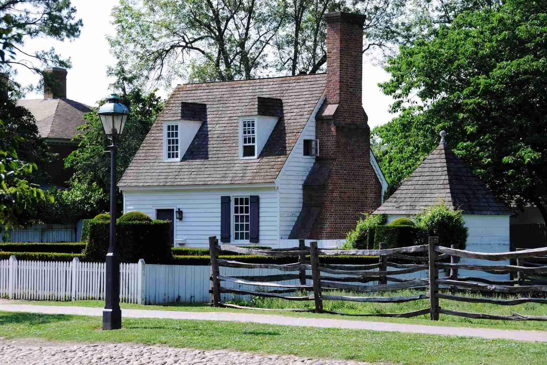 Historic Colonial Williamsburg Lodging