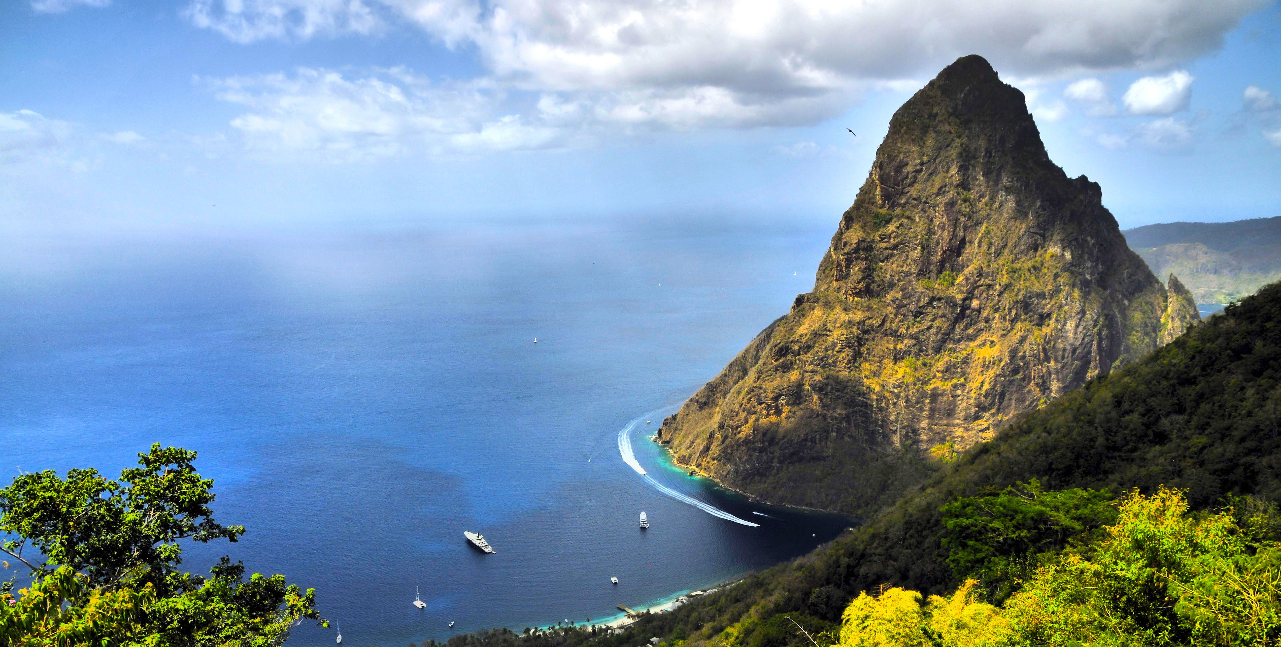 The 12 Best Hikes in St. Lucia