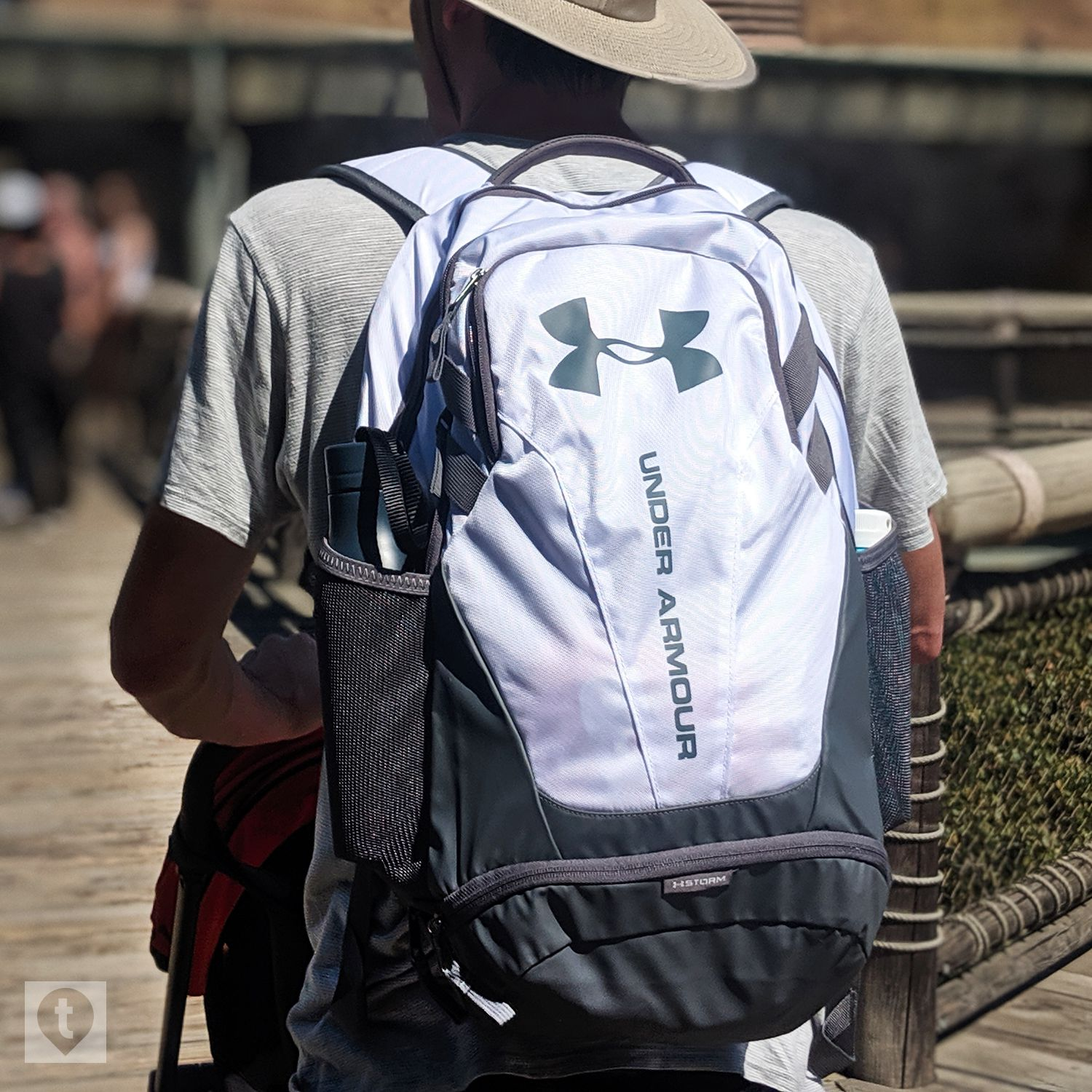 Under Armour Hustle 3.0 Backpack Review